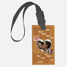 Tabitha Elmos Custom Journal 1 Luggage Tag