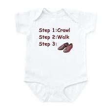 Bowling Steps Infant Bodysuit