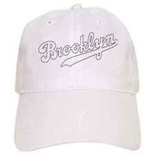HP Brooklyn v1 White Baseball Cap