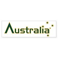 HP Australia v1 Bumper Sticker