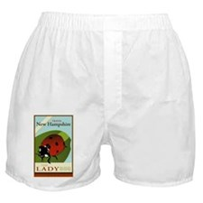 new_hampshsire2 Boxer Shorts