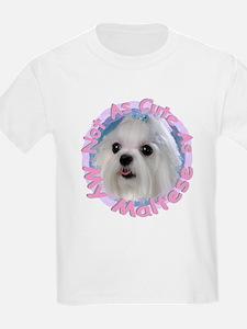 Maltese Kids T-Shirt