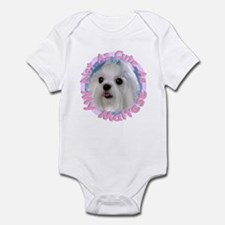 Maltese Infant Bodysuit