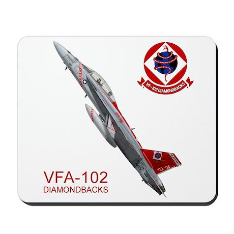 VFA-102 DIAMONDBACKS Mousepad