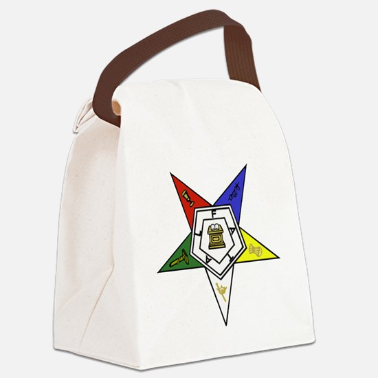 OESlogo Canvas Lunch Bag