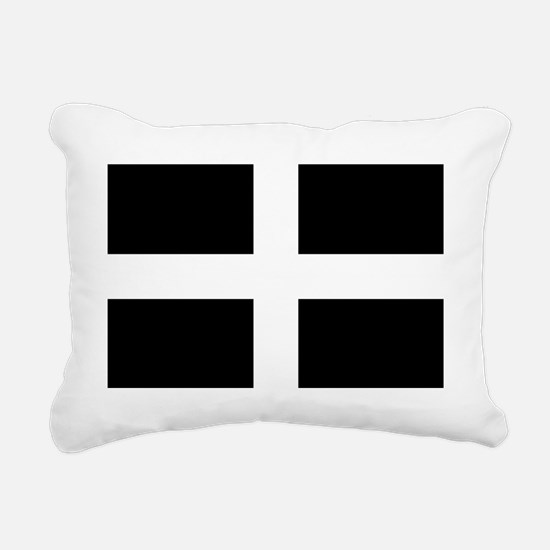 Cute Saint Rectangular Canvas Pillow