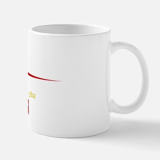 San Francisco Script B Mug