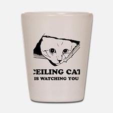 CeilingCat2 Shot Glass