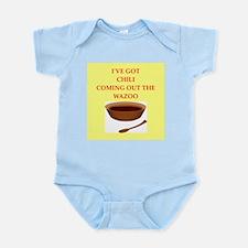 chili Infant Bodysuit