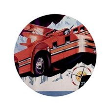 "Snow Cruiser 4000x3000 3.5"" Button"