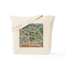Atlanta Blanket Tote Bag