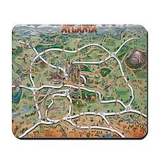 Atlanta Blanket Mousepad