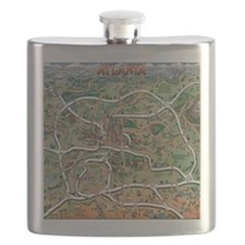 Atlanta Blanket Flask