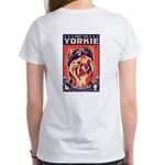 Obey the Yorkie! - Pilot Women's T-Shirt