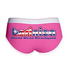 borinica Women's Boy Brief