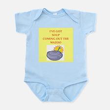 soup Infant Bodysuit