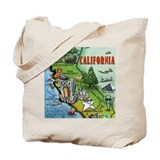California Canvas Bags