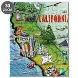 California Puzzles