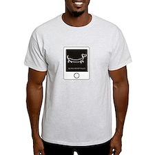 Tweet your Weiner Right! T-Shirt