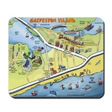 Galveston2010 Blanket Mousepad