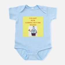 rum Infant Bodysuit