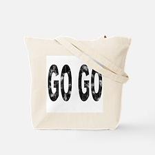 Choose Life Distressed Tote Bag