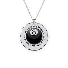 magic-8-ball-black-tshirt-fr Necklace
