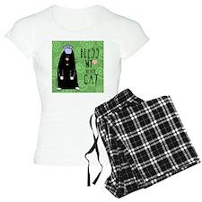 MAGScatBLACK Pajamas