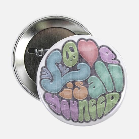 """love-need-rnd-BW-LTT 2.25"""" Button"""