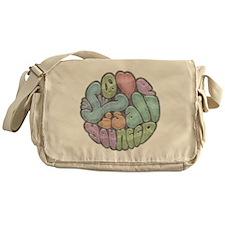 love-need-rnd-BW-LTT Messenger Bag