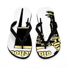 OldSchool_lites Flip Flops