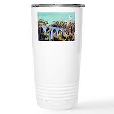 Cabrillo Bridge Balboa Park RD  Travel Mug