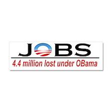 jobs2 Car Magnet 10 x 3