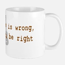 If Loving Uke Is Wrong Mug