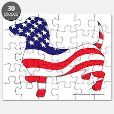 Patriotic-Weiner Puzzle