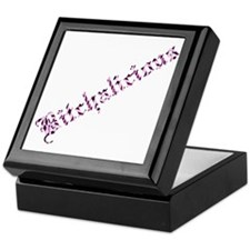bitchalicious Keepsake Box