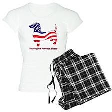 Original-Patriotic-Weiner Pajamas
