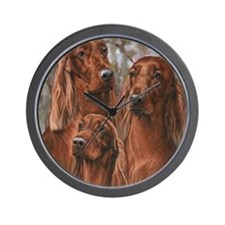 The girls of Tuesday Wall Clock