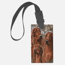 The girls of Tuesday Luggage Tag