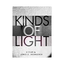 Kinds of Light poster Twin Duvet