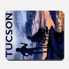 Visit Tucson postcards Mousepad