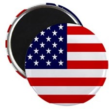 American USA Flag Magnets