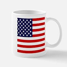 American USA Flag Mugs