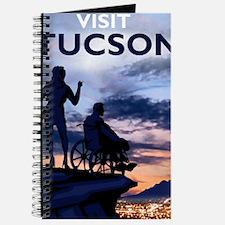 Visit Tucson framed print Journal