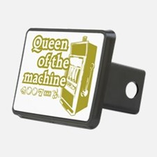 queenSlotD Hitch Cover