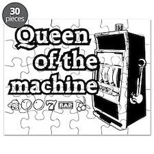 queenSlotA Puzzle