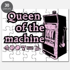 queenSlotB Puzzle