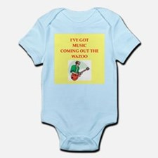 bass Infant Bodysuit