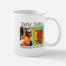 Darfur Mug