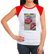 Women's Cap Sleeve COLA T-Shirt